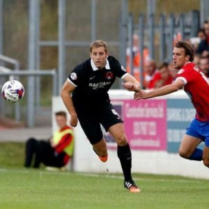 Connor is a semi-professional footballer for Eastleigh F.C. Connor's previous clubs include Gillingham, Crawley and Leyton Orient. He also captained Dover Athletic to the third round of the FA cup. Connor is a qualified level two coach and has been coaching since 2012.
